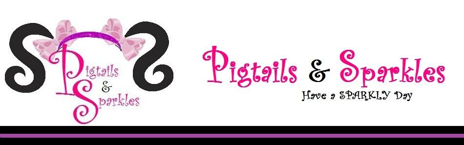 Pigtails & Sparkles