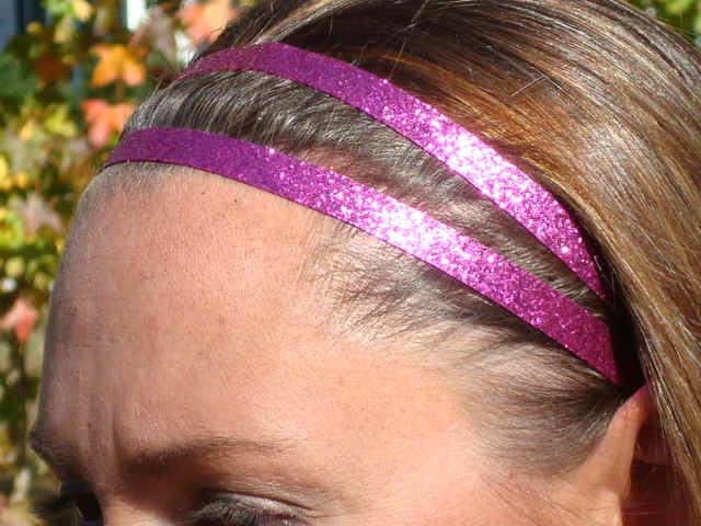 Pink Glitter Twins